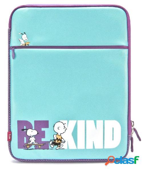 iLuv Funda Snoopy para iPad/iPad 2/iPad 3, Azul