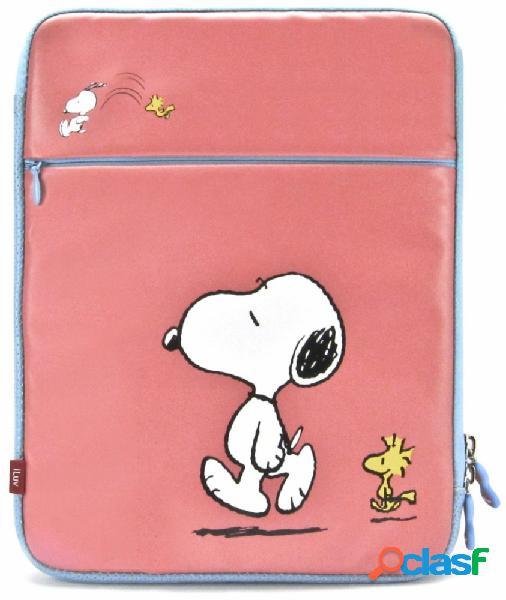 iLuv Funda Snoopy para iPad/iPad 2/iPad 3, Rosa