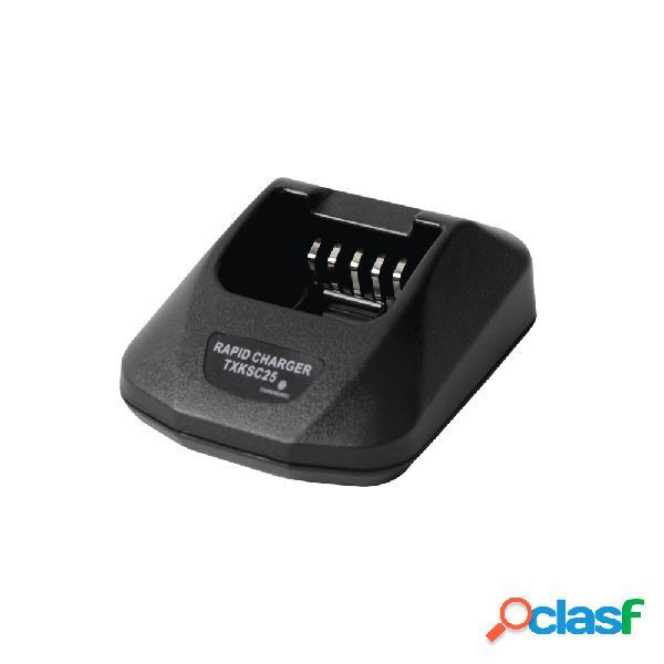 txPRO Cargador de Baterías para Radio TX-KSC25, 7.5V,