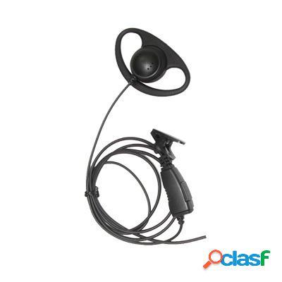 txPRO Micrófono de Solapa para Radio TX-160N-K01, K01, para