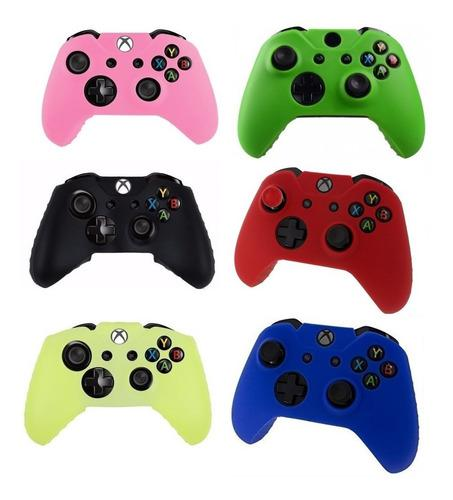 1 Funda De Silicon Para Control Xbox One U Xbox One S
