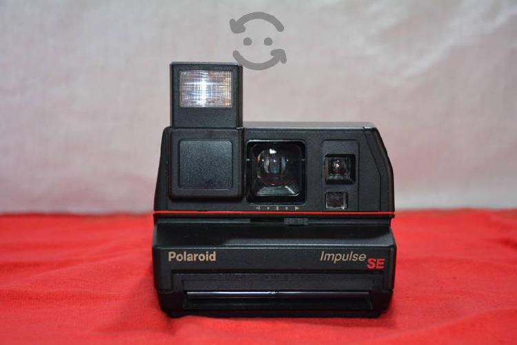 Antigua Cámara fotográfica Instantánea Polaroid