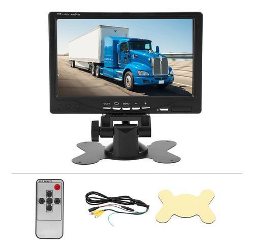 Aramox Espejo Retrovisor Monitor, Monitor De Exhibición De