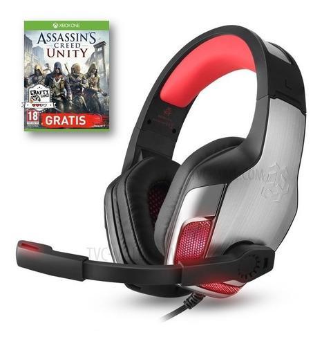 Audífonos Xbox One Gamer Super Sonido + Envió Gratis +
