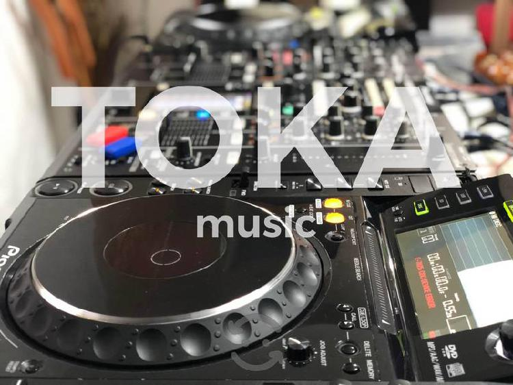 Audio renta de cabina dj
