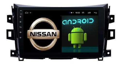 Autoestereo Pantalla Android Nissan Frontier Np300 Cam Rev