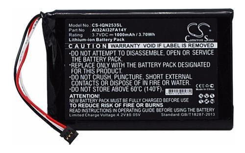 Bateria Pila Gps Garmin Nuvi 2539ml 2559ml 2589lmt 2599lmt