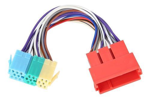 Cable De Audio Para Automóvil De Suuonee, Conector De Cable