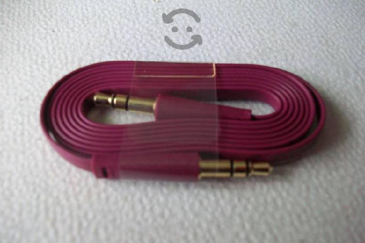 Cable de 3.5mm para audifonos o Auxiliar extraplan