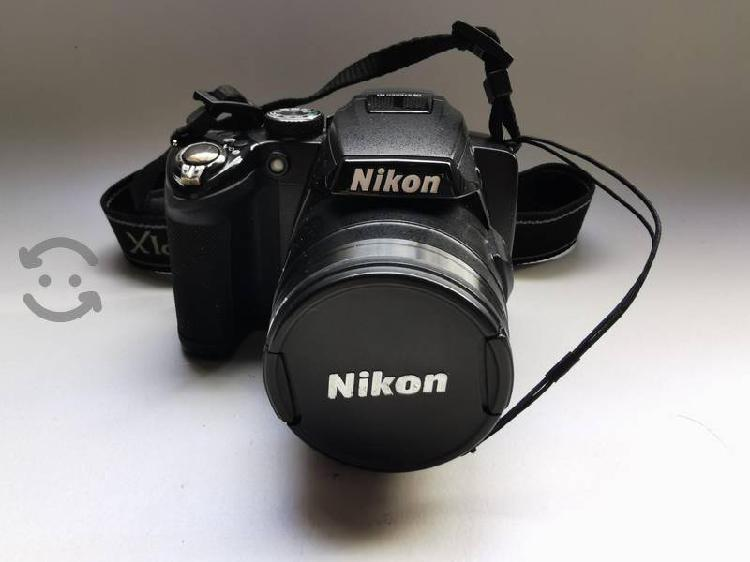 Camara digital Nikon Coolpix P500 Full HD 12.1 Mpx