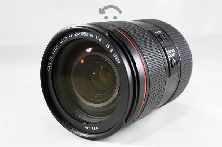Canon Full Frame Lente EF 24-105mm f/4L IS II USM