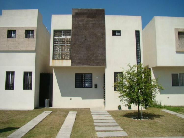 Casa en renta en Valle Azul Apodaca Nuevo León dentro de