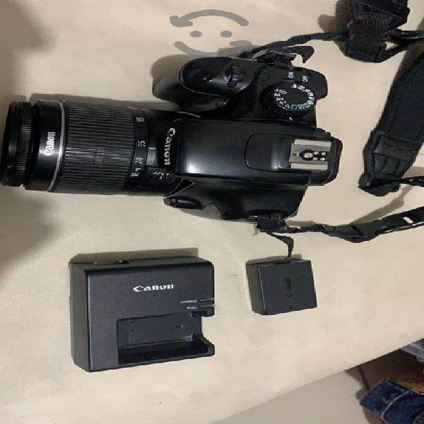 Cámara fotográfica Canon eos Rebel T3