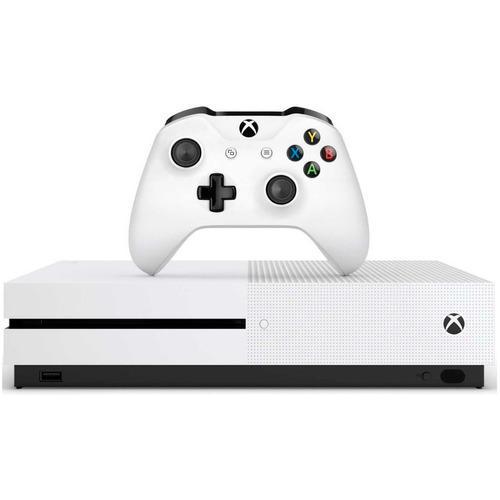 Consola Xbox One S 1tb Control Bundle Juego 4k Blu-ray Nueva