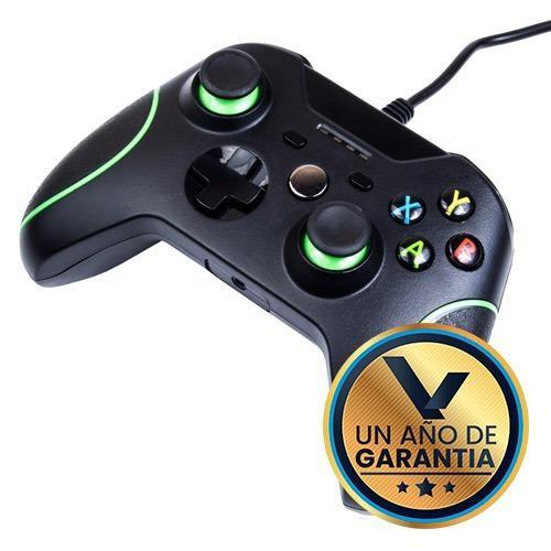 Control Alambrico Compatible Xbox One | Virtual Zone
