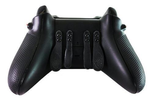 Control Xbox One Tipo Scuf Elite 4p +4 Thumb Grip+ Quickshot