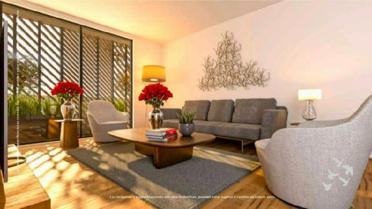 Depa 122 m2 Roof Garden en la Condesa CDMX Entrega Inmediata