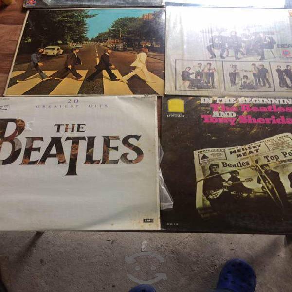 Discos de colección de los Beatles, excelente este