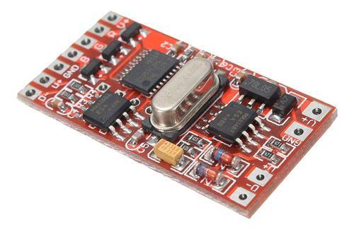 Dmx512 Panel De Decodificación Led Dj Rgb Módulo De