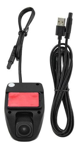 Duokon Dash Cam Usb Full Hd 1080 P Coche Dvr Grabador De Vid