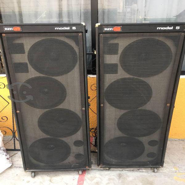 Equipo de Audio marca SUNN