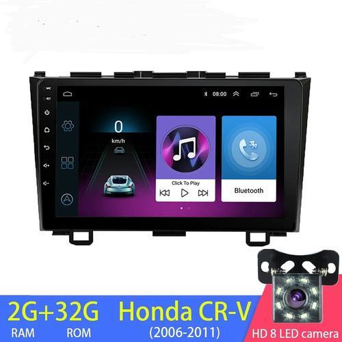 Estereo Android 8.1 Honda Crv Gps Mapas Bluetooth Wifi 16 Gb