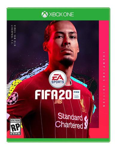 Fifa 20 Champions Edition Para Xbox One Start Games A Meses