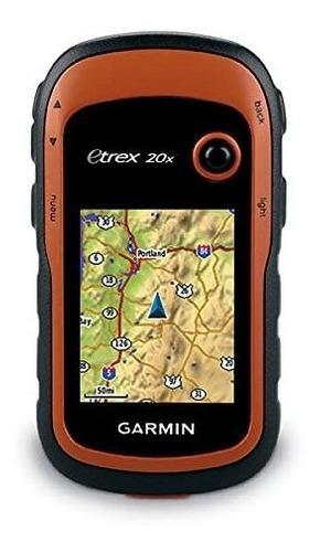 Gps Garmin Etrex 20x Portátil Color 2.2'' Resistente Al