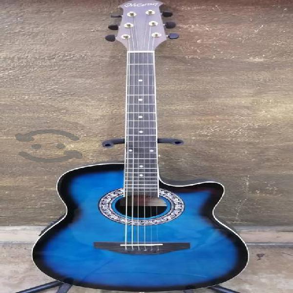Guitarra Mc cartney tipo ovation