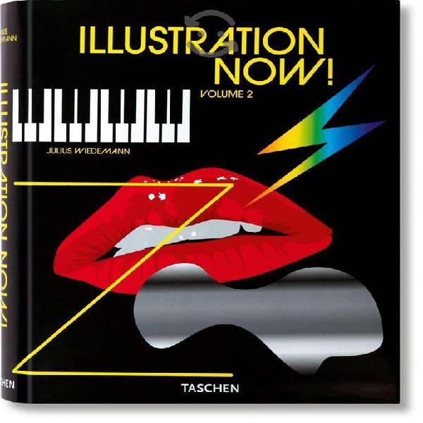 Illustration Now! Vol. 2 (Inglés) Julius Wiedemann