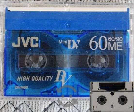 JVC Mini DV