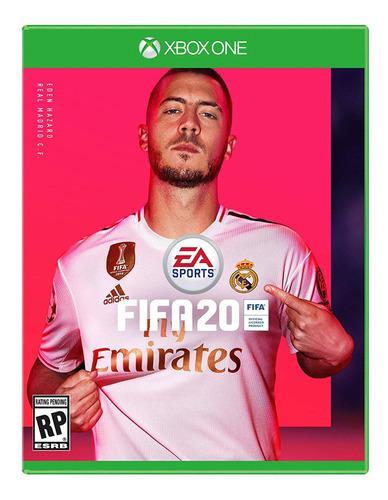 Juego Videojuego Fifa 20 Edicion Estandar Fisico Xbox Nuevo