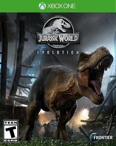Jurassic World Evolution Xbox One - S001