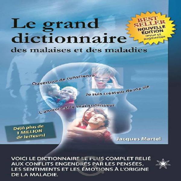 LIBRO : El Gran Diccionario de las Dolencias y Enf