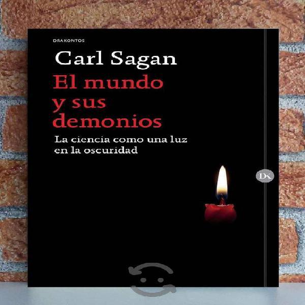 LIBRO : El Mundo y sus Demonios - Carl Sagan