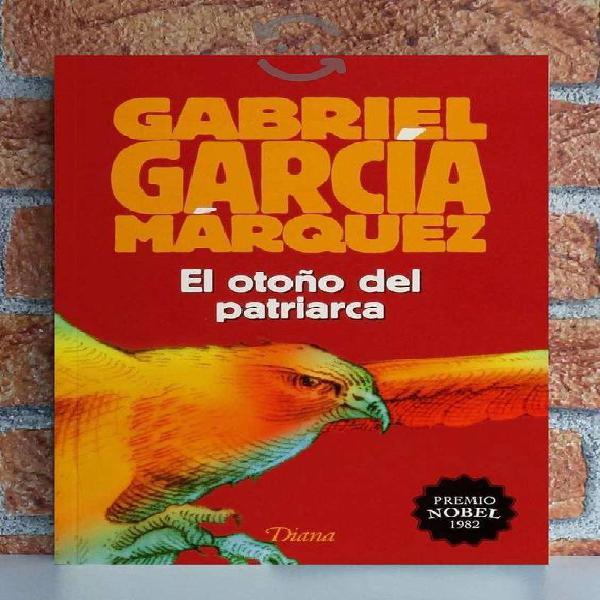 LIBRO : El Otoño del Patriarca - Gabriel García Má