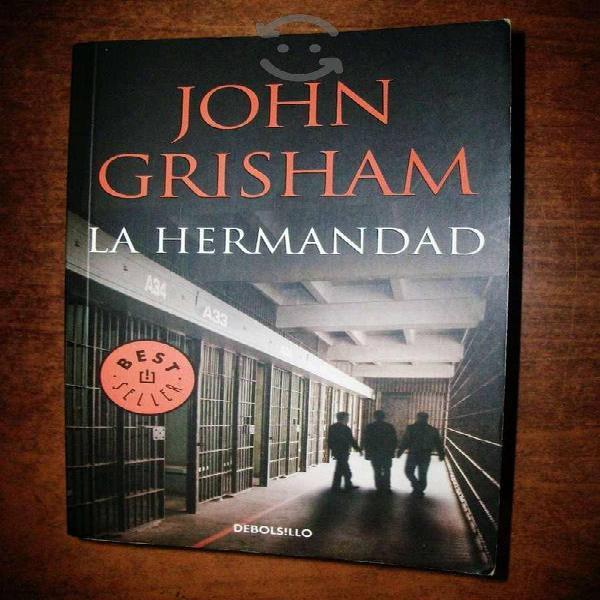 LIBRO : La Hermandad - John Grisham