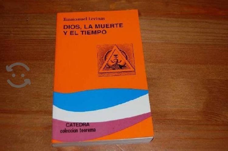 Libro : Dios la Muerte y el Tiempo - Emmanuel Levi
