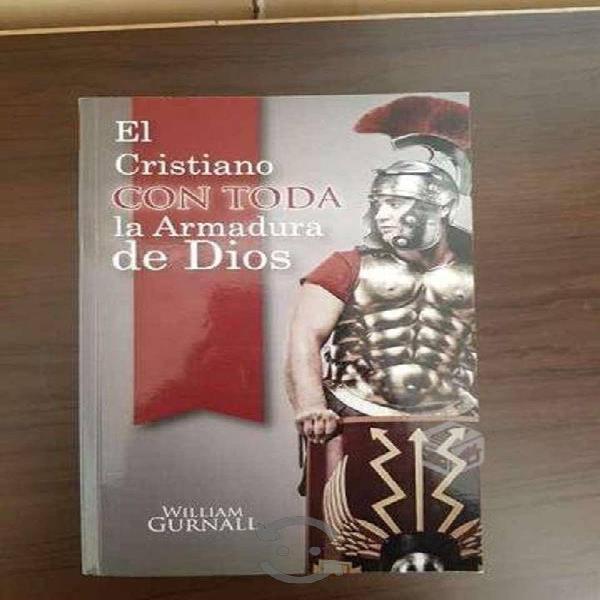 Libro: El Cristiano con Toda la Armadura de Dios
