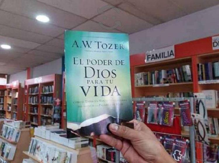 Libro: El Poder de Dios para tu Vida - A. W. Tozer