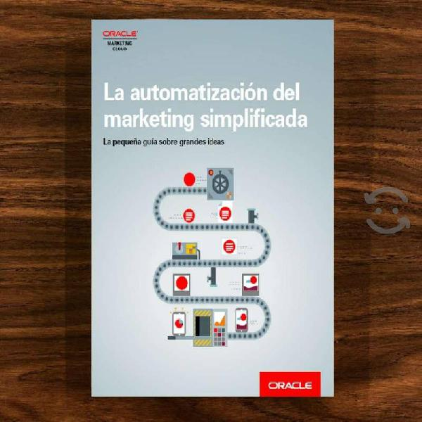 Libro : La Automatización del Marketing Simplifica