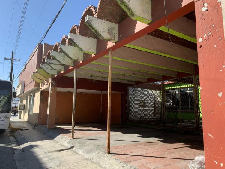 Local Comercial en Venta en el Centro de Cadereyta Jimenez N