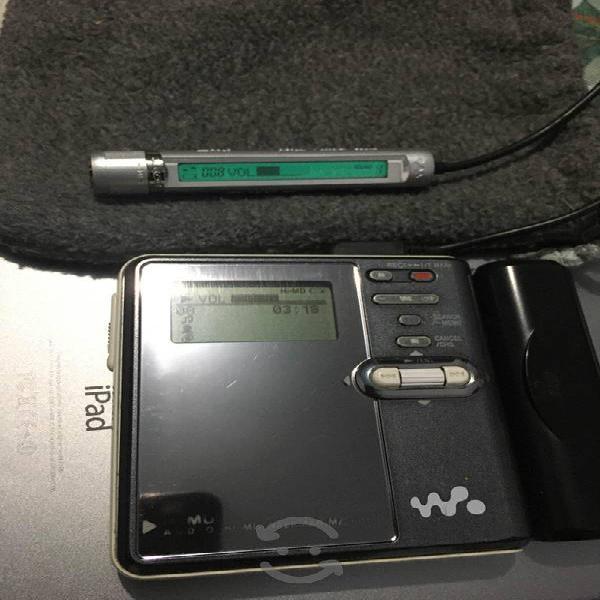 MiniDisc Sony modelo MZ-RH910
