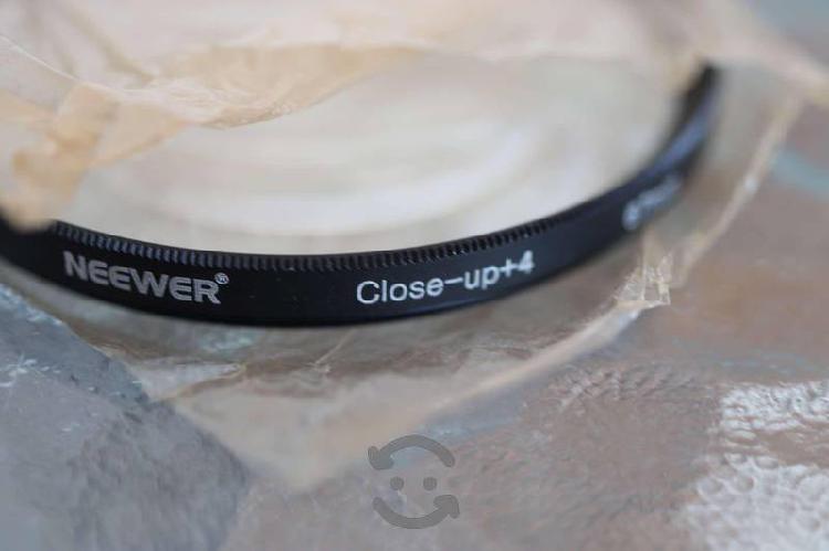 Neewer 67mm Macro Close Up Set (+ 1, + 2, + 4 Y +
