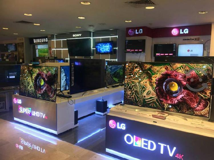"""OLED 55"""" 4K UHD con HDR Smart DOLBY VISION y ATMOS"""