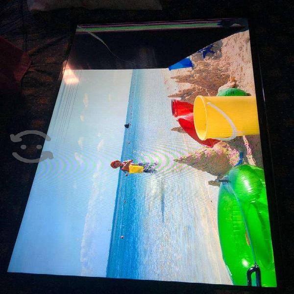 Pantalla Samsung 60 pulgadas (display dañado)