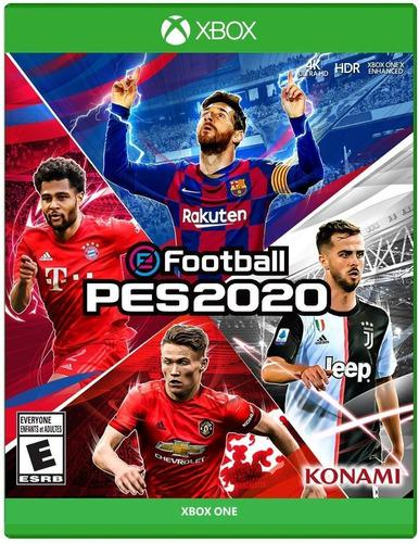 Pro Evolution Soccer 2020 Para Xbox One Start Games A Meses