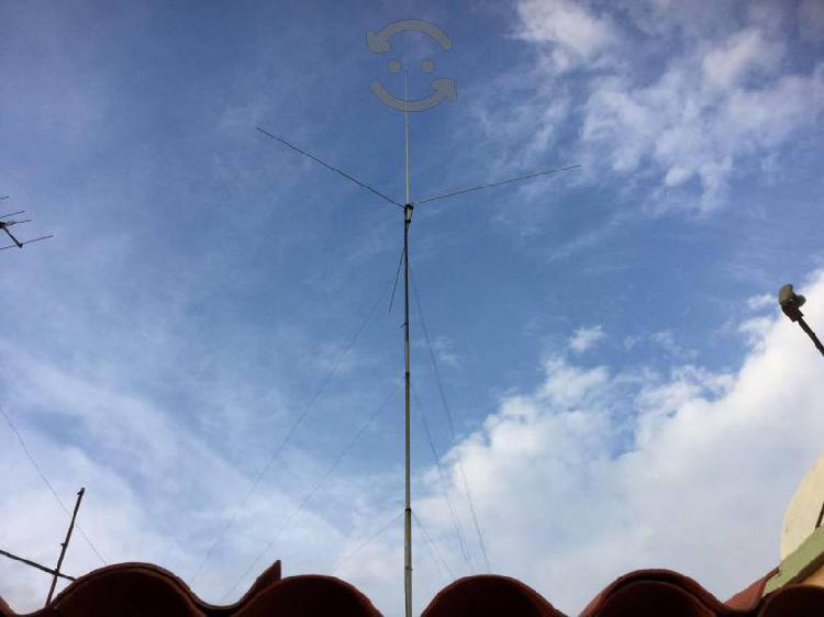 Radio banda civil 40 canales