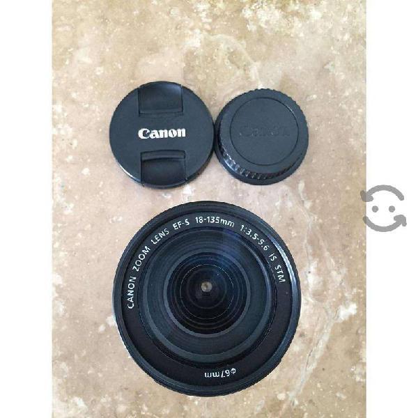 Remato lente canon 18-135mm