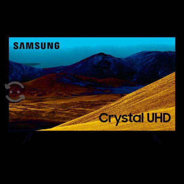 "Samsung Pantalla 58""+Samsung Barra de Sonido."